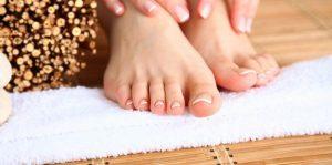 Die Fußpflege